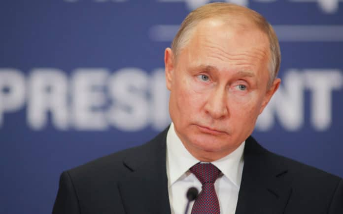 Putin Resignation Rumors May Be Premature